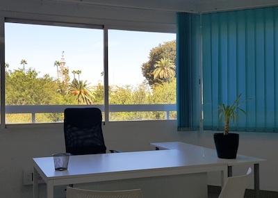 Inn Offices Sevilla Centro alquiler de despachos