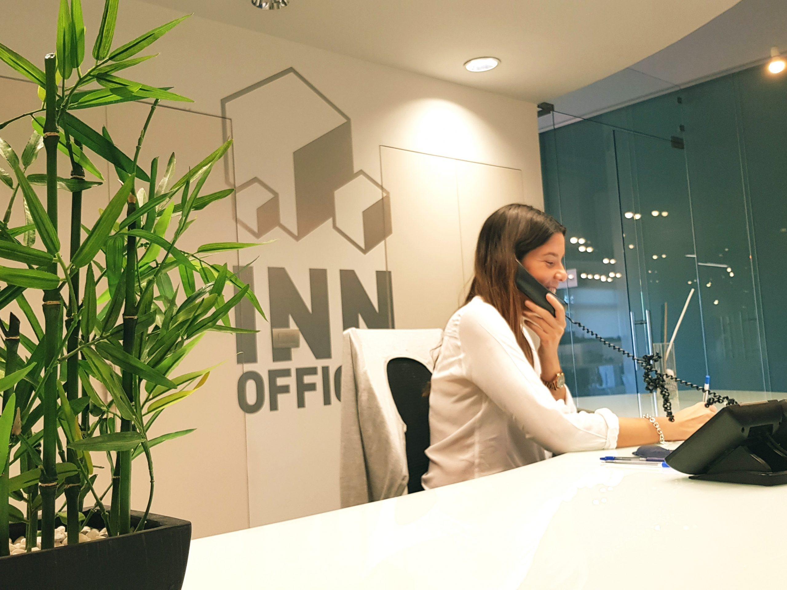 INN Offices Estadio Olímpico de la Cartuja de Sevilla