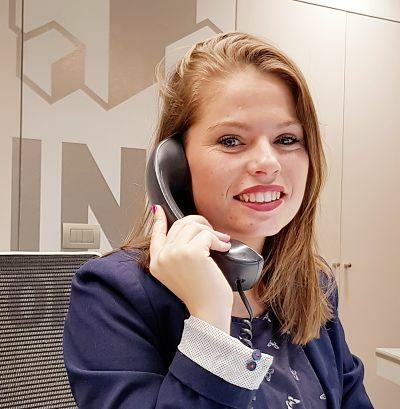 Recepciónista INN Offices