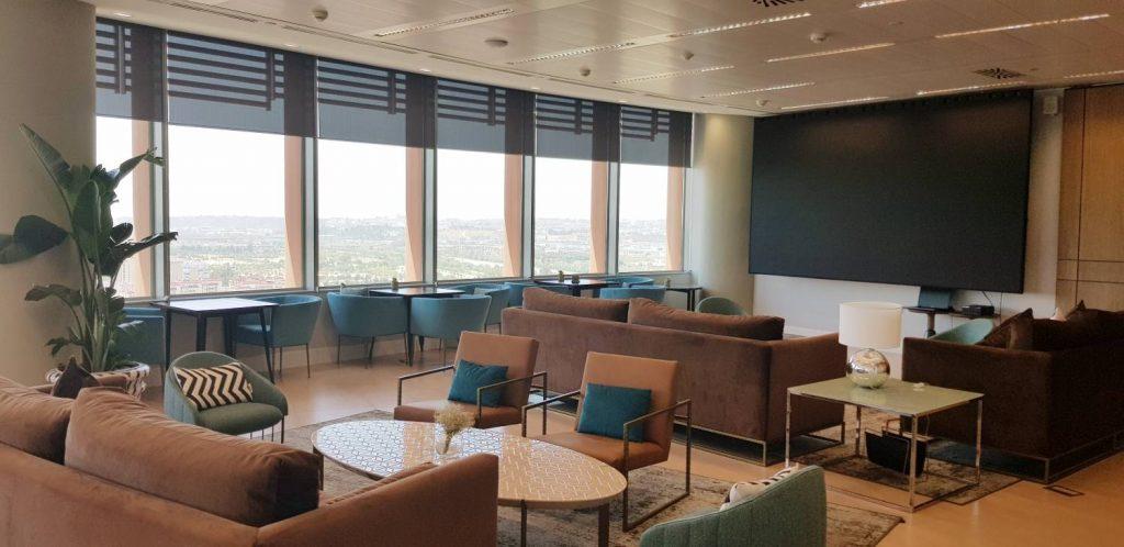 Centro de Negocios Torre Sevilla alquiler de sala de reuniones