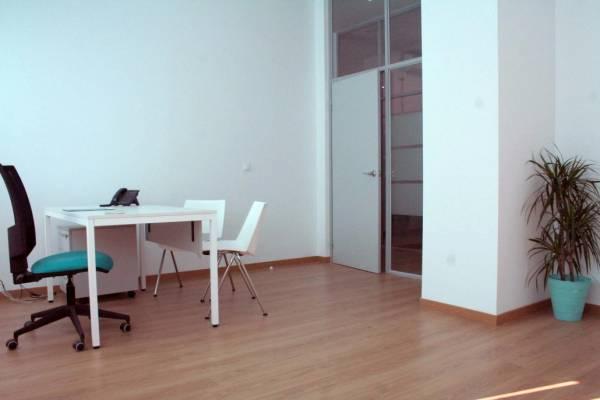 Centro de negocios INN Offices Montequinto metroquinto oficina grande