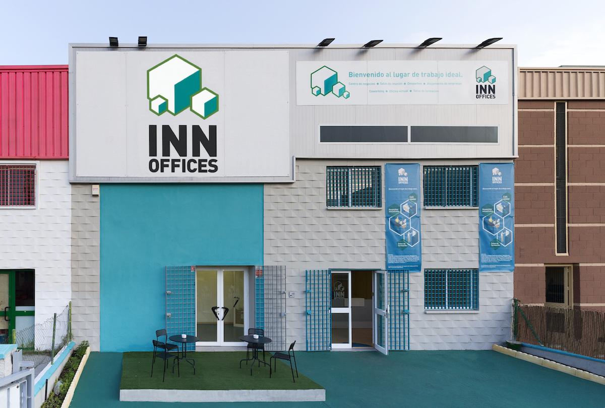 Centro de negocios Inn Offices mairena del Aljarafe