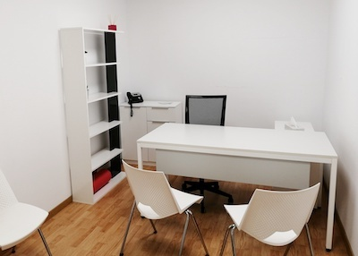 Despacho en alquiler Centro de negocios Inn Offices mairena del Aljarafe