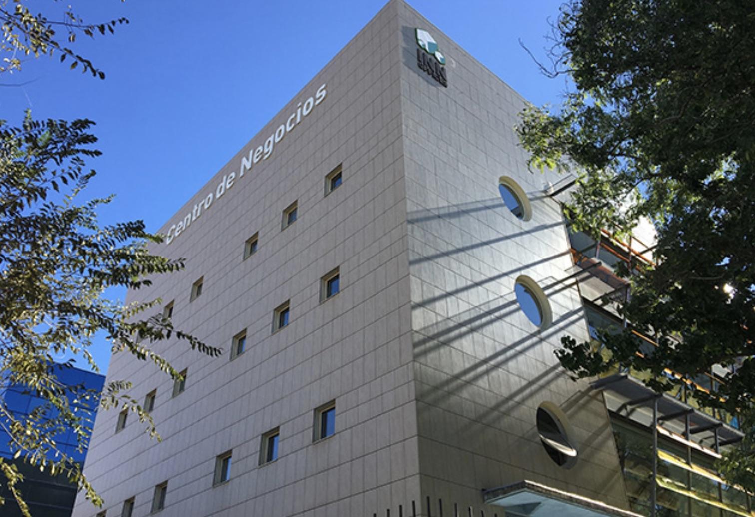 Edificio del centro de negocios de INN Offices
