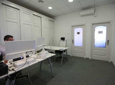 INN Offices Centro de negocios Sevilla Este despacho en alquiler