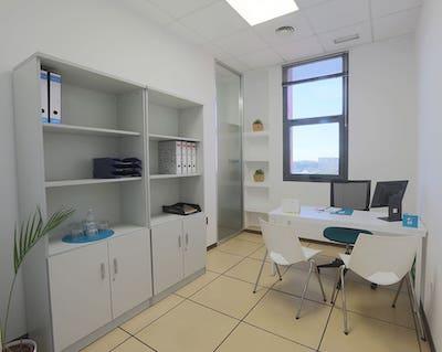 INN Offices Centro de negocios Sevilla Este oficina equipada