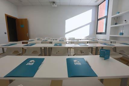 INN Offices Centro de negocios Sevilla Este sala de formacion en alquiler