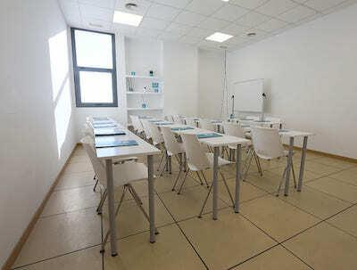 INN Offices Centro de negocios Sevilla Este sala de formacion