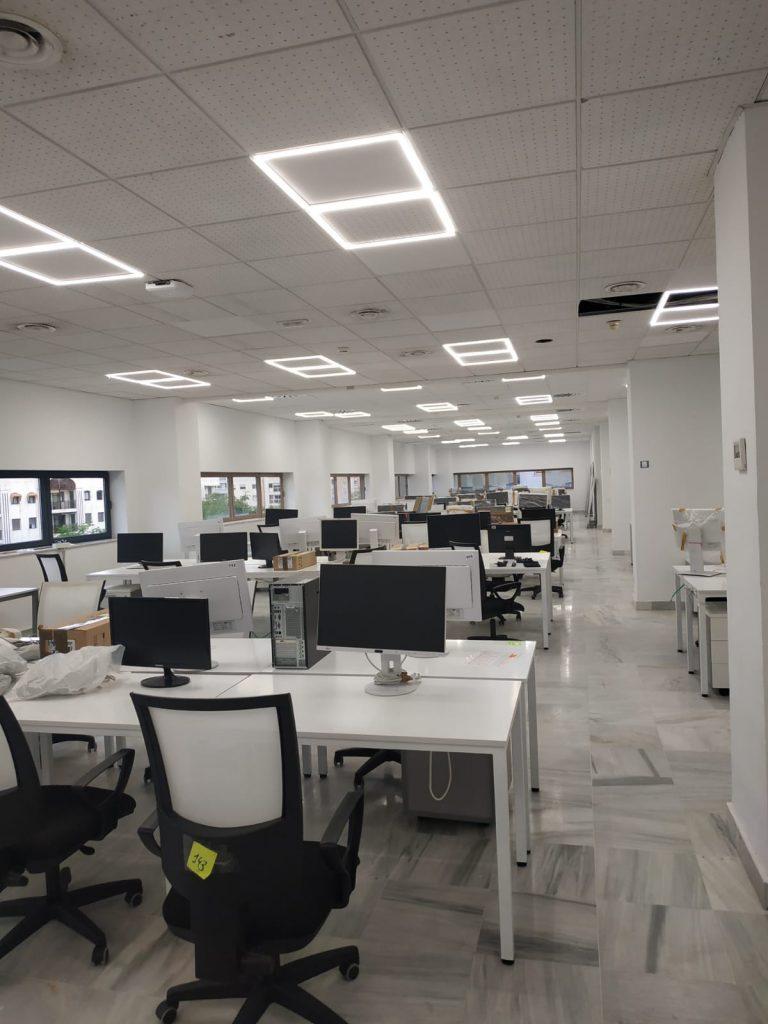 Oficinas Inn Offices Nervion