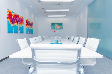 Sala Conferencia INN Offices Estadio de Sevilla Centro de negocios