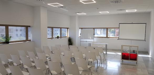 Sala de reuniones Inn Offices Nervión