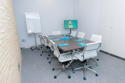 Sala Reunion INN Offices Estadio de Sevilla centro de negocios