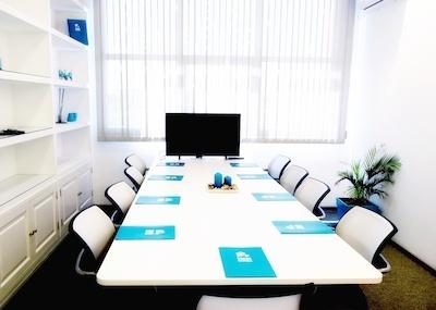 centro de negocios inn offices en Sevilla este