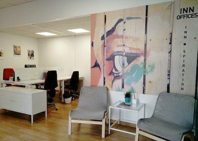 centro de negocios inn offices en Mairena del Aljarafe