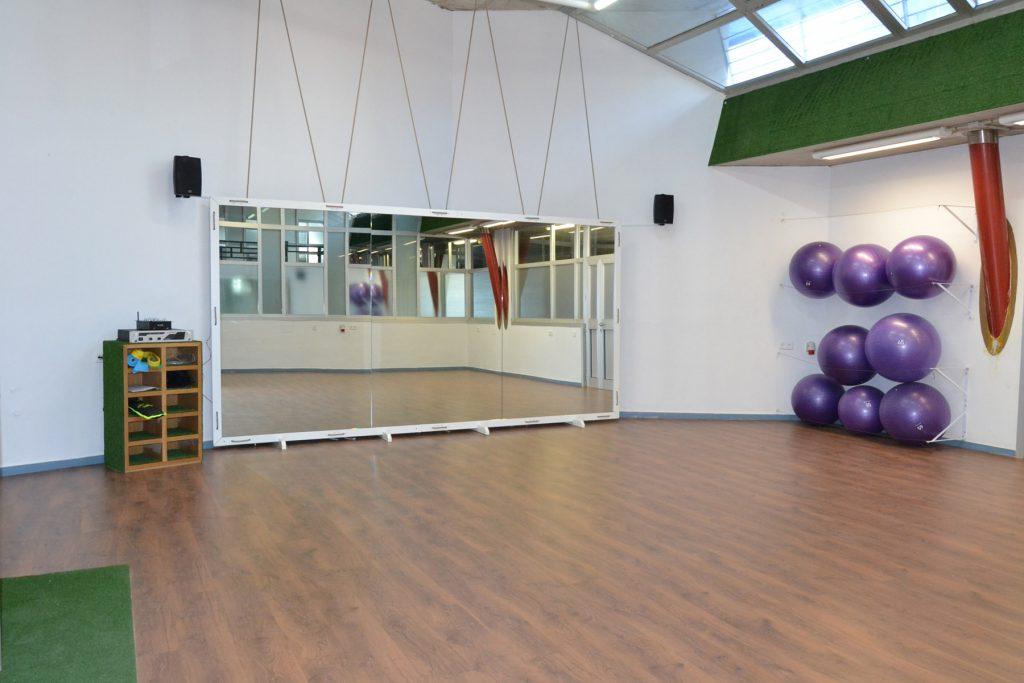 Zona de Fitness GYM centro de negocios inn oficces sevilla