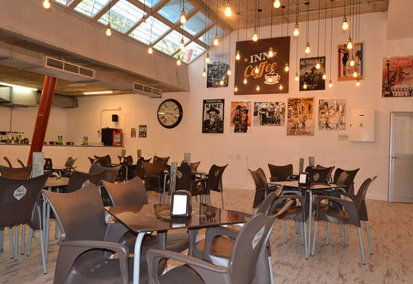 Servicio de cafetería centro de negocios  INN Offices