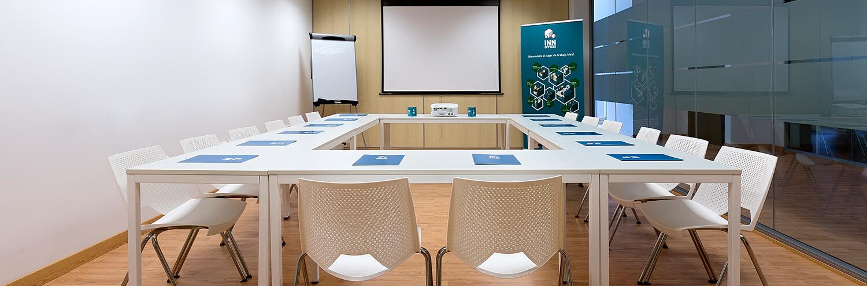 espacio para reuniones en INN Offices