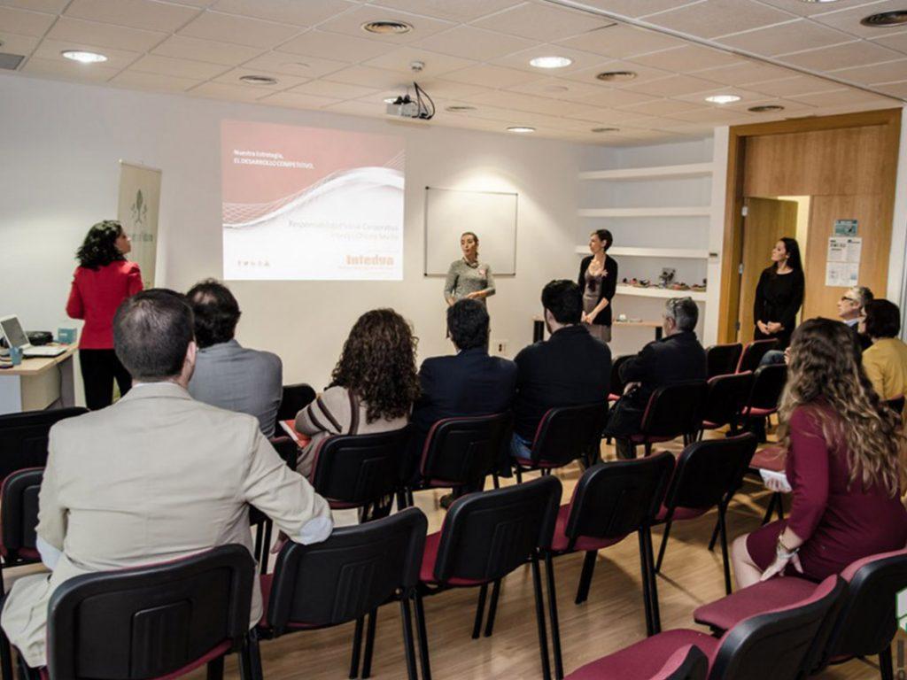 formación en Sevilla en un centro de negocios de INN Offices