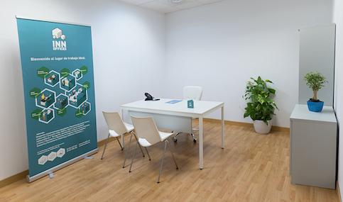 oficina en alquiler Centro de negocios Inn Offices mairena del Aljarafe