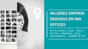 las Mujeres-emprendedoras en Inn-Offices