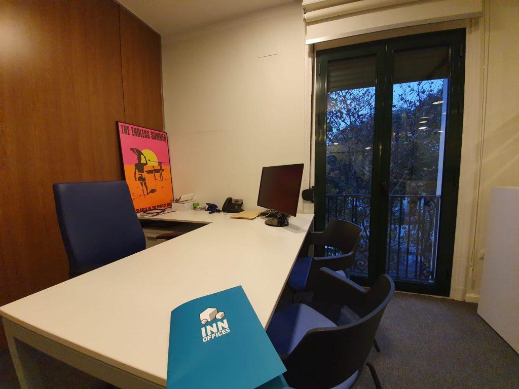 Despacho Inn Offices Torre del Oro