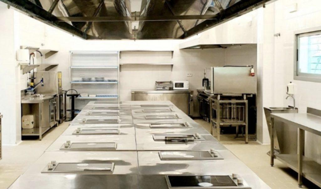 Cocina INN Offices la rinconada de Sevilla