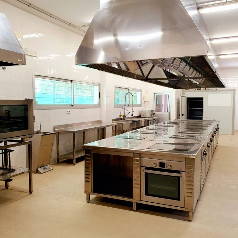 alquilar cocina para formación