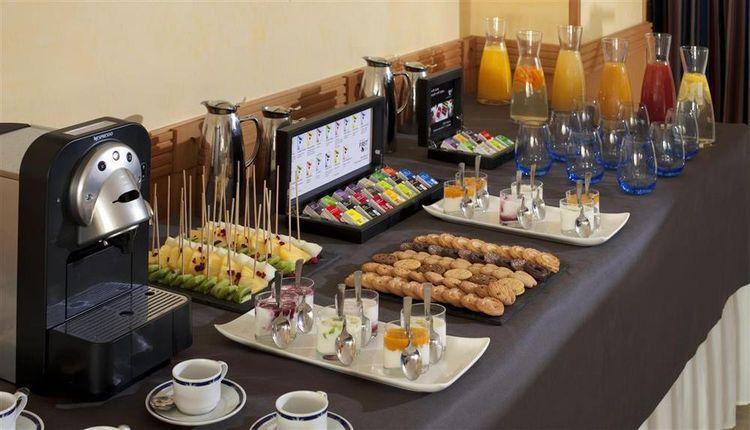 Coffee break en reuniones - INN Offices